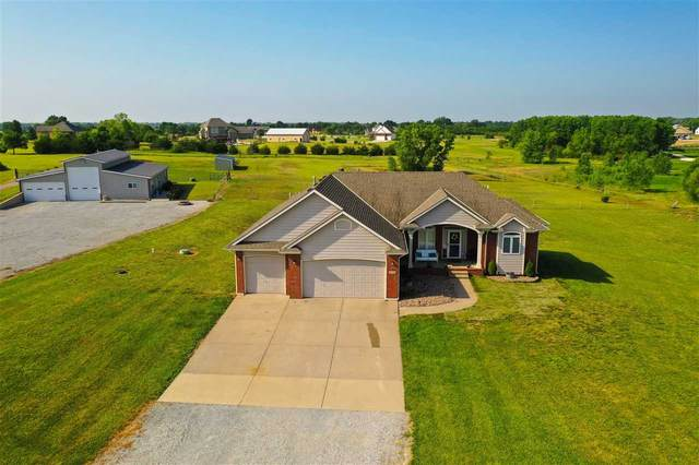 2731 W North Valley Road, Sedgwick, KS 67135 (MLS #583294) :: On The Move