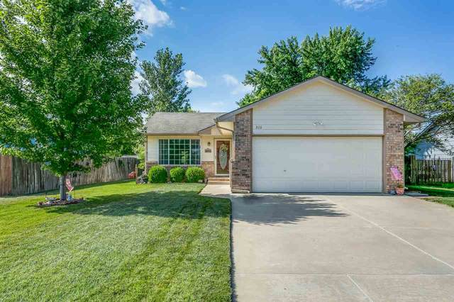 3111 W Graber Cir, Wichita, KS 67217 (MLS #583296) :: On The Move