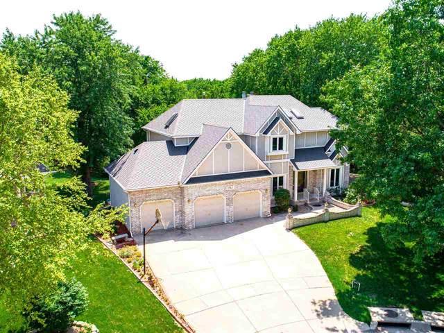 1141 N Coach House Ct, Wichita, KS 67235 (MLS #583300) :: Lange Real Estate
