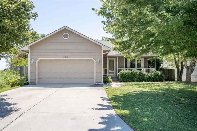 2502 Mainsgate Dr, Augusta, KS 67010 (MLS #583301) :: Lange Real Estate