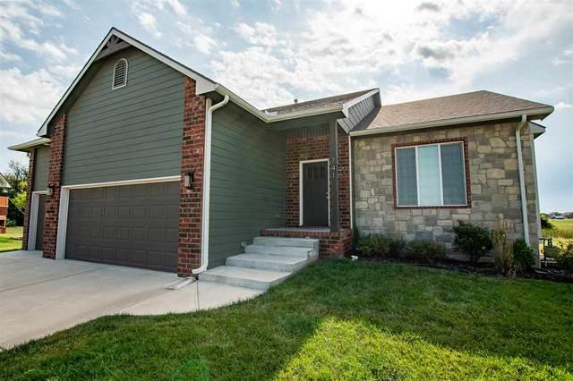 741 E Sprucewood Cir, Park City, KS 67147 (MLS #583302) :: Kirk Short's Wichita Home Team