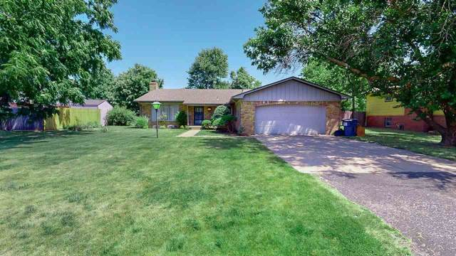 11530 W Taft, Wichita, KS 67209 (MLS #583303) :: Pinnacle Realty Group