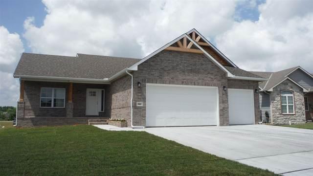 502 E Shade, Andover, KS 67002 (MLS #583318) :: Lange Real Estate