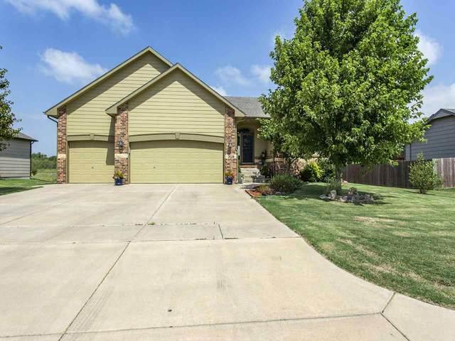 309 E Dakota Ct, Kechi, KS 67067 (MLS #583320) :: Lange Real Estate