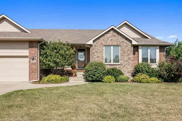 8633 E Scragg St, Wichita, KS 67226 (MLS #583322) :: Lange Real Estate