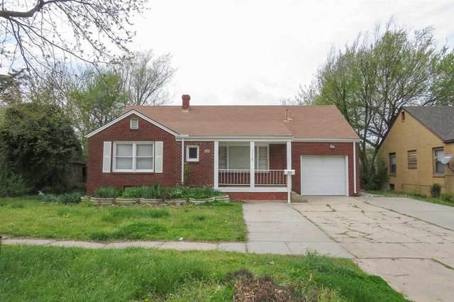 725 S Woodlawn Blvd, Wichita, KS 67218 (MLS #583345) :: Lange Real Estate