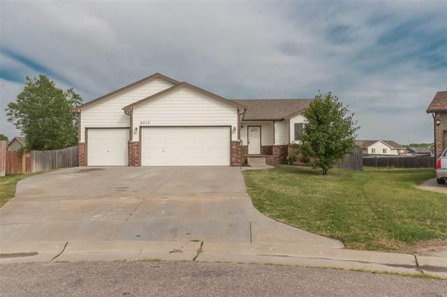 4513 S Saint Paul Ct, Wichita, KS 67217 (MLS #583346) :: Graham Realtors