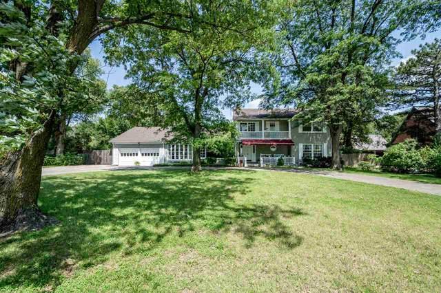 16 S Hampton Rd, Eastborough, KS 67207 (MLS #583366) :: Lange Real Estate