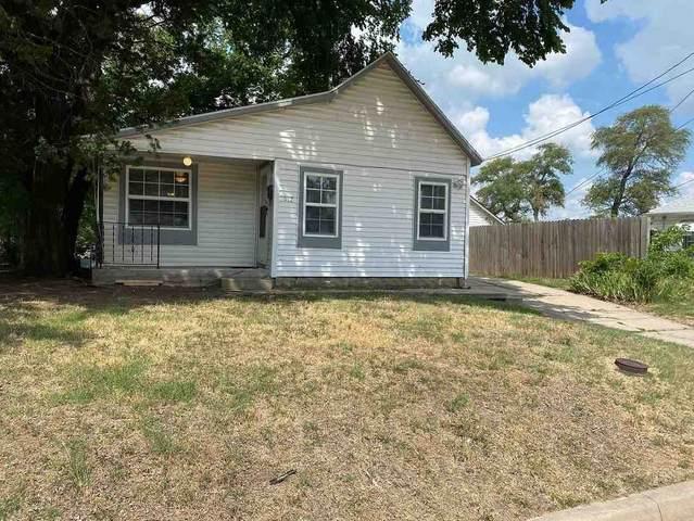 1017 S Edwards St, Wichita, KS 67213 (MLS #583371) :: Pinnacle Realty Group
