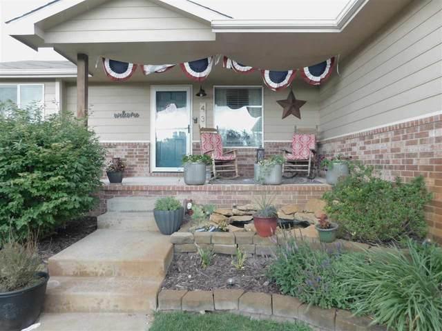 430 S Eastridge St, Valley Center, KS 67147 (MLS #583373) :: Pinnacle Realty Group