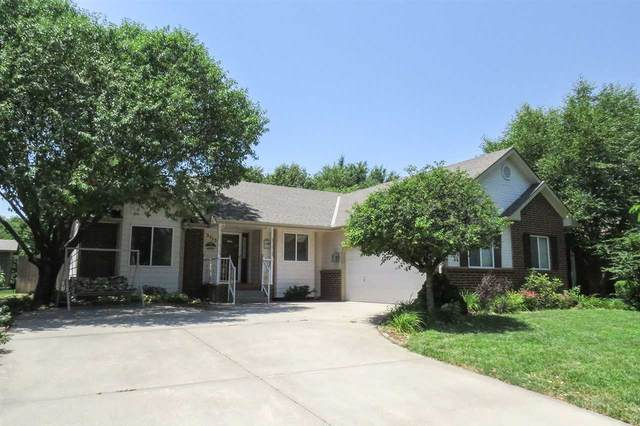 2513 S Denene St, Wichita, KS 67215 (MLS #583380) :: Pinnacle Realty Group