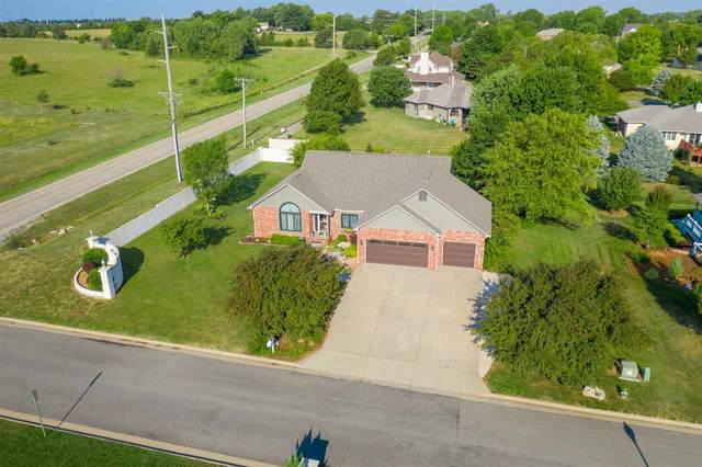 3221 Elwell Dr, Winfield, KS 67156 (MLS #583390) :: Keller Williams Hometown Partners
