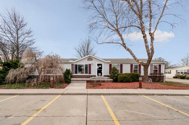 4911 S Meridian Ave, Wichita, KS 67217 (MLS #583393) :: Keller Williams Hometown Partners
