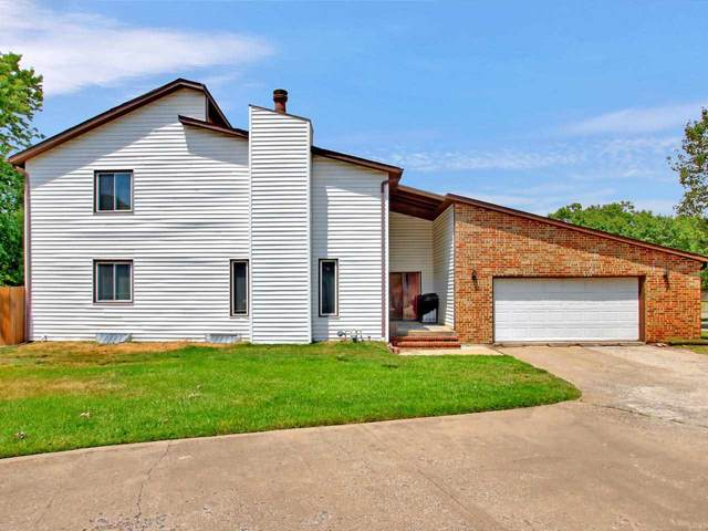 2403 N Walden Dr Unit 701, Wichita, KS 67226 (MLS #583402) :: Lange Real Estate