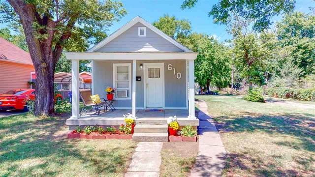 610 W Osie St, Wichita, KS 67213 (MLS #583411) :: Keller Williams Hometown Partners