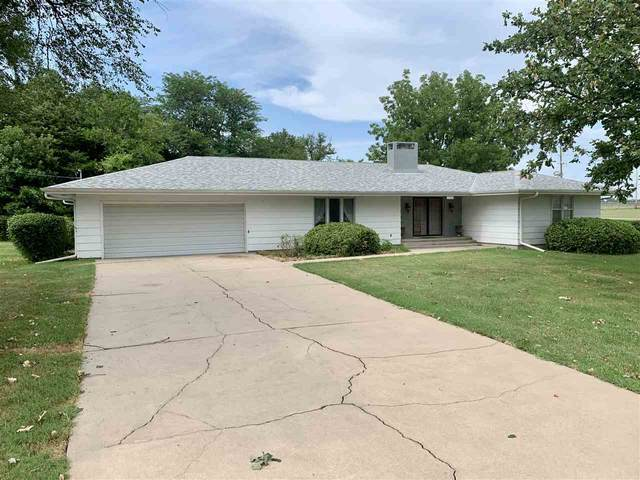 1020 E 1st St, Eureka, KS 67045 (MLS #583414) :: Preister and Partners | Keller Williams Hometown Partners