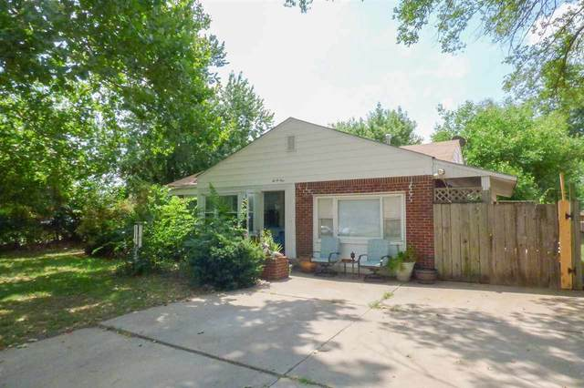 201 W Hunter St, Haysville, KS 67060 (MLS #583419) :: Kirk Short's Wichita Home Team