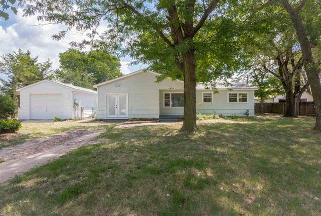 4604 S Main St, Wichita, KS 67217 (MLS #583422) :: Kirk Short's Wichita Home Team