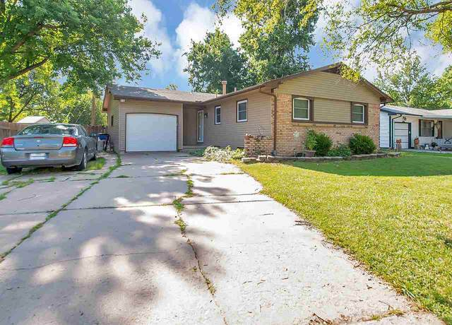 1348 N Summitlawn St, Wichita, KS 67212 (MLS #583430) :: Kirk Short's Wichita Home Team
