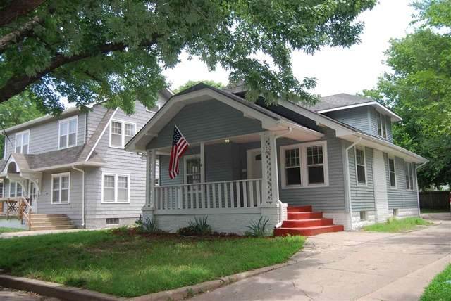 320 N Erie St, Wichita, KS 67214 (MLS #583439) :: Lange Real Estate