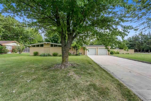 548 N Lancaster Dr, Wichita, KS 67230 (MLS #583445) :: Graham Realtors