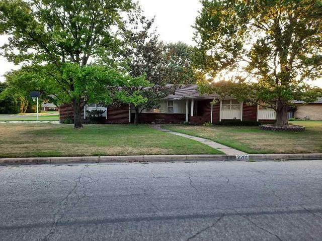 2201 W Westport, Wichita, KS 67203 (MLS #583492) :: Keller Williams Hometown Partners