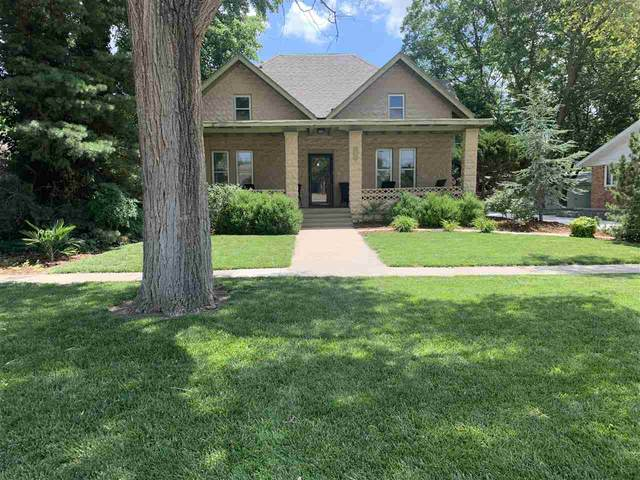 320 S Main St, Hesston, KS 67062 (MLS #583496) :: Graham Realtors