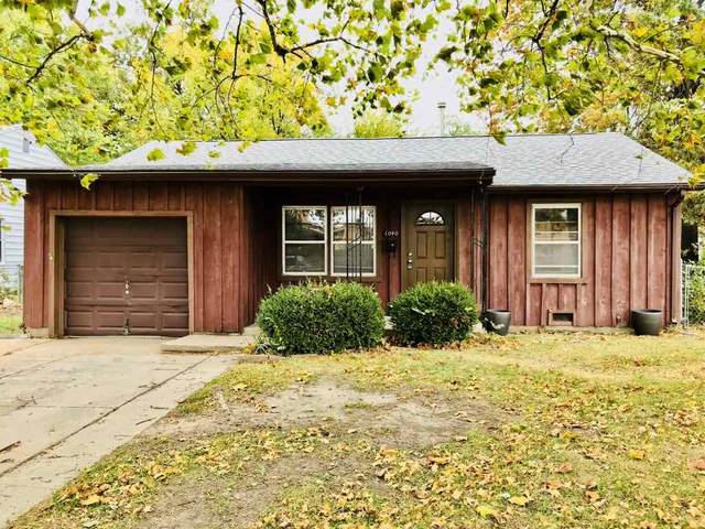 1040 S Edgemoor St, Wichita, KS 67218 (MLS #583514) :: Keller Williams Hometown Partners