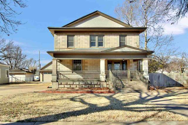 427 N Adams St, Cheney, KS 67025 (MLS #583517) :: Keller Williams Hometown Partners