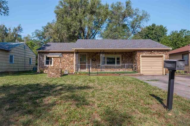 227 Stearns Ave, Haysville, KS 67060 (MLS #583534) :: Lange Real Estate