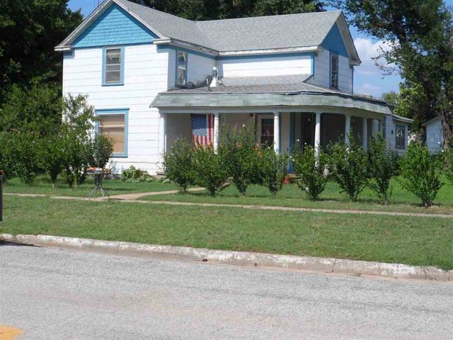 310 N Main St, Attica, KS 67009 (MLS #583546) :: Lange Real Estate