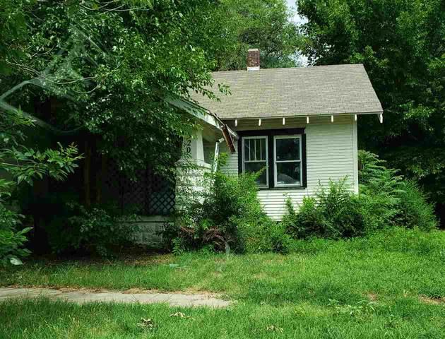 320 N Ash St, Wichita, KS 67214 (MLS #583551) :: Lange Real Estate