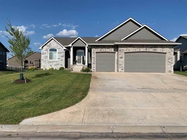 6405 W Kollmeyer Ct, Wichita, KS 67205 (MLS #583554) :: On The Move