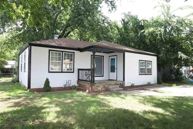 509 Luella Ave, Mulvane, KS 67110 (MLS #583557) :: On The Move