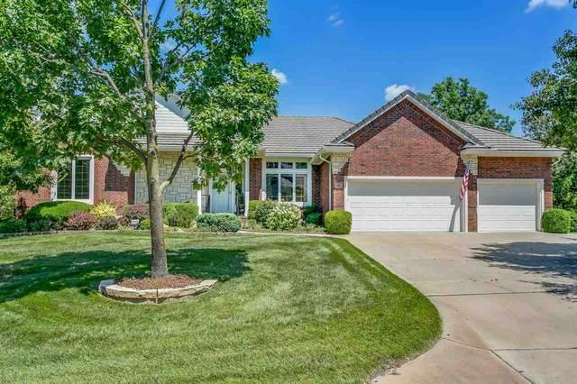 310 N Montbella Cir, Wichita, KS 67230 (MLS #583562) :: Lange Real Estate