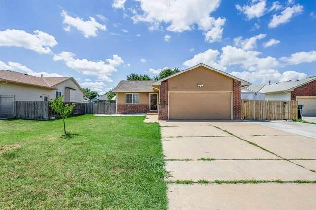3209 W Graber Cir, Wichita, KS 67217 (MLS #583563) :: On The Move