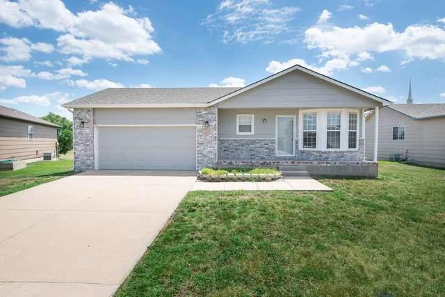 10423 W Rita Ct, Wichita, KS 67209 (MLS #583565) :: Pinnacle Realty Group