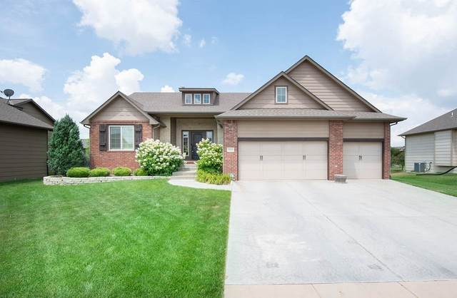 2511 N Ridgehurst St, Wichita, KS 67228 (MLS #583568) :: Graham Realtors