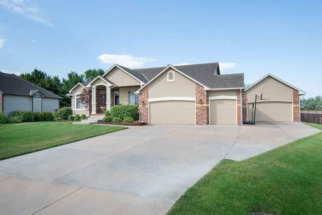 15815 W Mccormick Ave, Goddard, KS 67052 (MLS #583571) :: Pinnacle Realty Group
