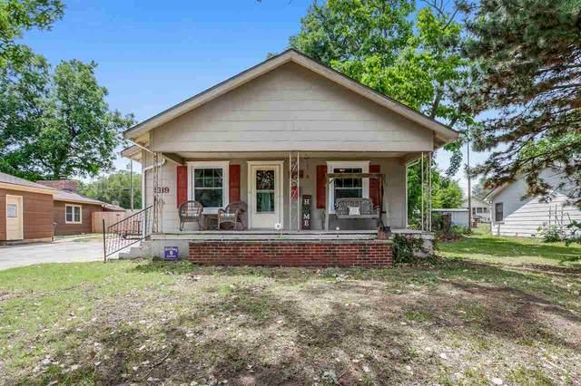 1319 N A Street, Arkansas City, KS 67005 (MLS #583581) :: Graham Realtors