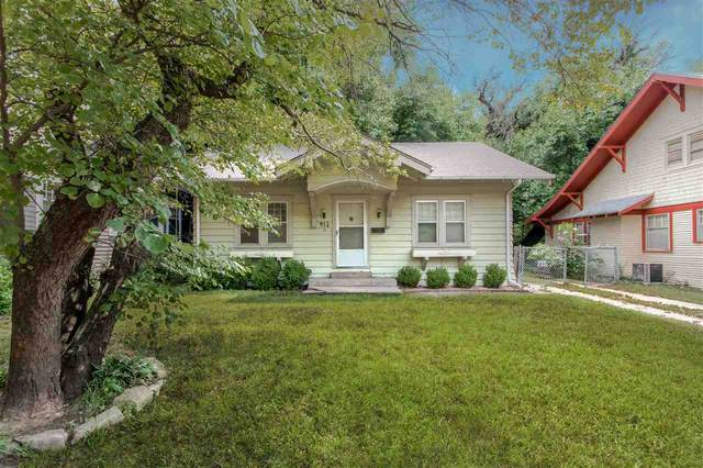 914 N Gilman St, Wichita, KS 67203 (MLS #583595) :: Keller Williams Hometown Partners