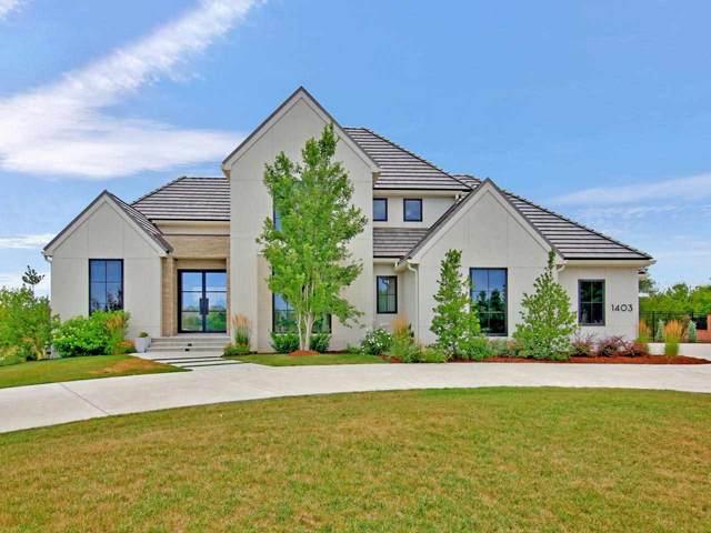 1403 E Juniper Crest Ct, Andover, KS 67002 (MLS #583598) :: Lange Real Estate