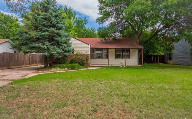 752 N Westridge Dr, Wichita, KS 67203 (MLS #583600) :: Keller Williams Hometown Partners