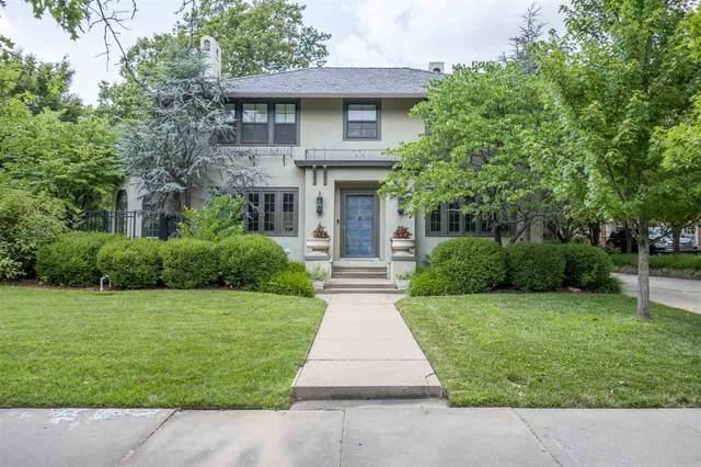 237 N Crestway St, Wichita, KS 67208 (MLS #583601) :: Lange Real Estate