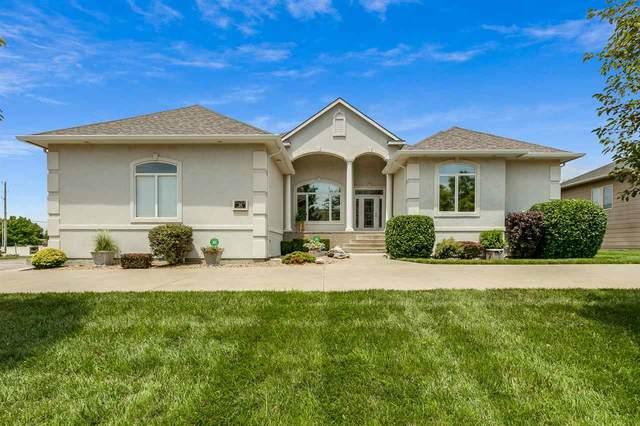438 N Gateway Ct, Wichita, KS 67230 (MLS #583614) :: Lange Real Estate