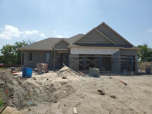 2321 S Ironstone, Wichita, KS 67230 (MLS #583618) :: Pinnacle Realty Group