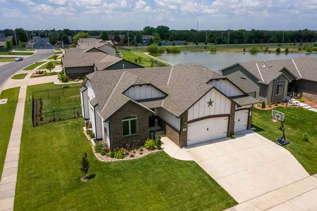 1001 N Oak Ridge Ave, Goddard, KS 67052 (MLS #583627) :: Keller Williams Hometown Partners