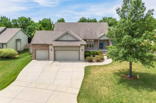 711 E Lakecrest Dr, Andover, KS 67002 (MLS #583629) :: Lange Real Estate