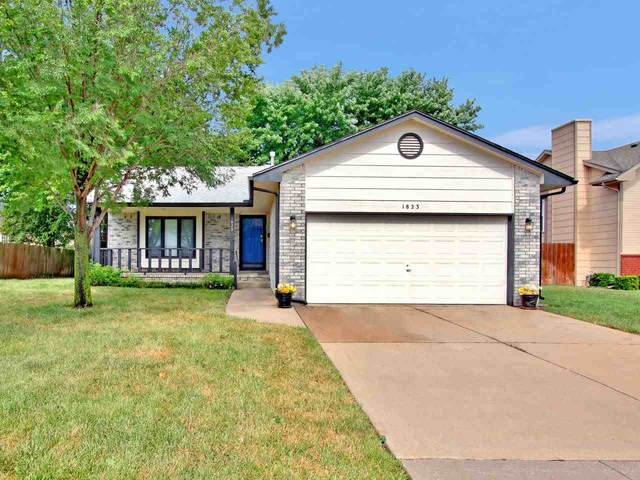 1823 S Red Oaks St, Wichita, KS 67207 (MLS #583636) :: Lange Real Estate