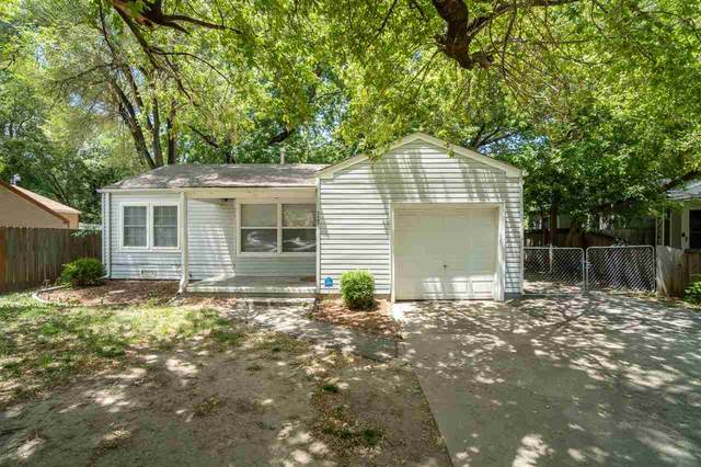 2607 S Southfork St, Wichita, KS 67216 (MLS #583640) :: Lange Real Estate